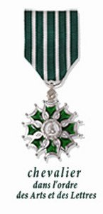 05/07/2011 : Les 4 membres de Téléphone sont faits chevaliers de l'ordre des arts et des lettres