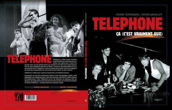 26/09/2013 : Téléphone ça c'est vraiment eux