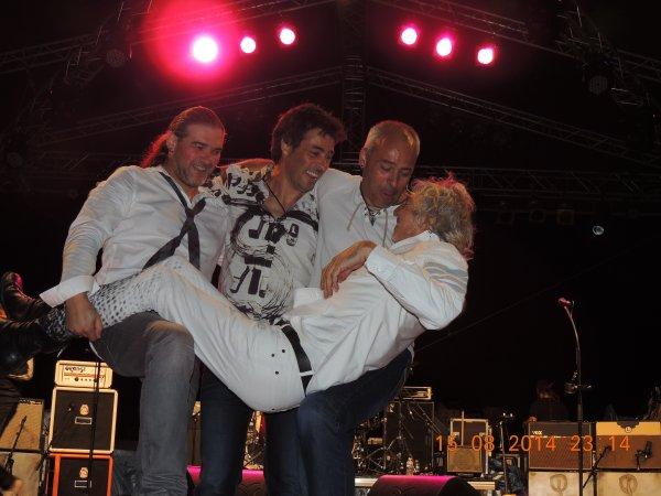 15/08/2014 : Festivel Rock Sur Les Galets