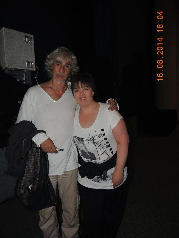16/08/2014 : Concert à Deauville