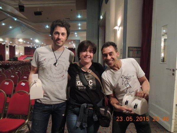 23/05/2015 : Concert au Touquet Paris Plage