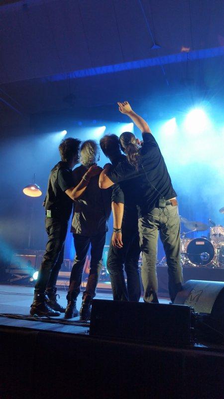28/08/2015 : Concert à Calais