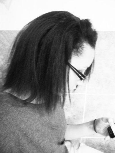 Aurélie _ 19 ans _ Je sais pas ce qui est le pire dans tout ça, que tu m'ait blesser ou que tu le sache et que tu t'en fiche...  #