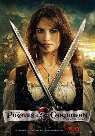 pirates Des Caraibes (personnages )