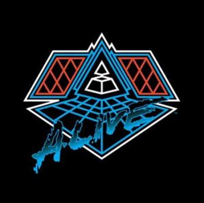 Alive 2007 : Concert sur Pyramide