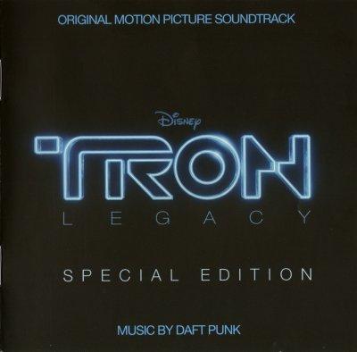 Tron Legacy : Dans la B.O maintenant