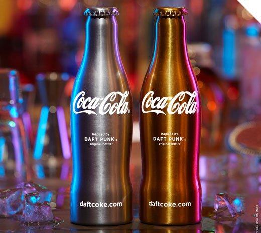 Coca-Cola & Daft Punk