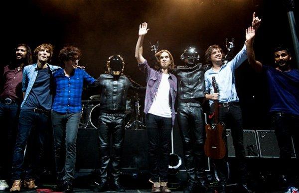 Daft Punk & Phoenix : Madison Square Garden