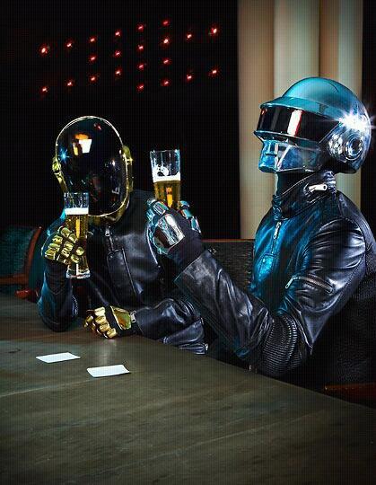 Les Daft Punk ont 20 ans !!!
