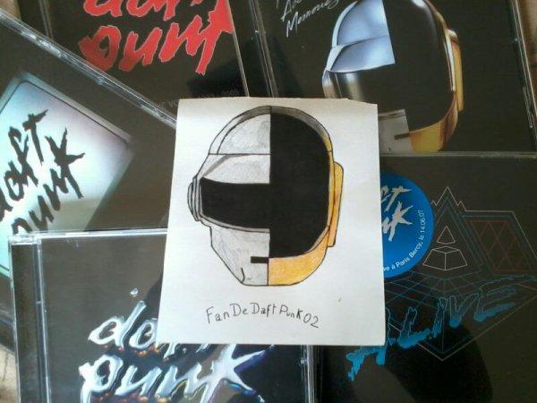 Daft Punk, Skyrock et Moi