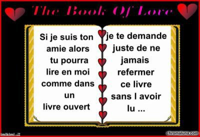 **the book of love**