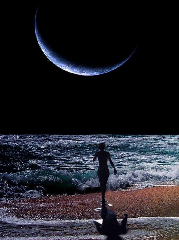 ***une nuit romantique **