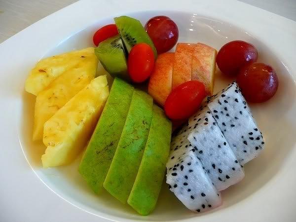 ***petit déjeuner équilibré pour une bonne journée***