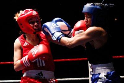 Championnat de France amateur femmes JANVIER 2011