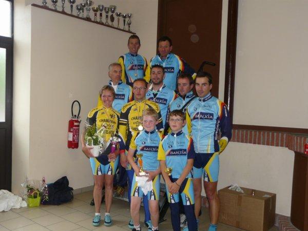 Championnat Regional 2012  Poix du Nord