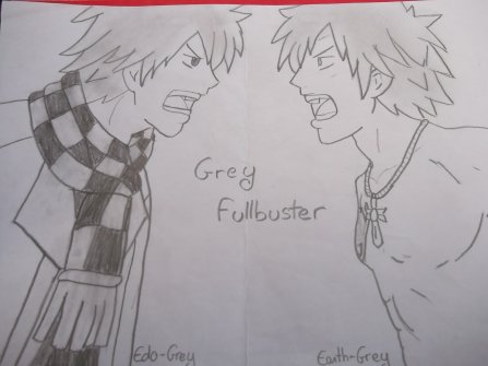 Grey VS Grey