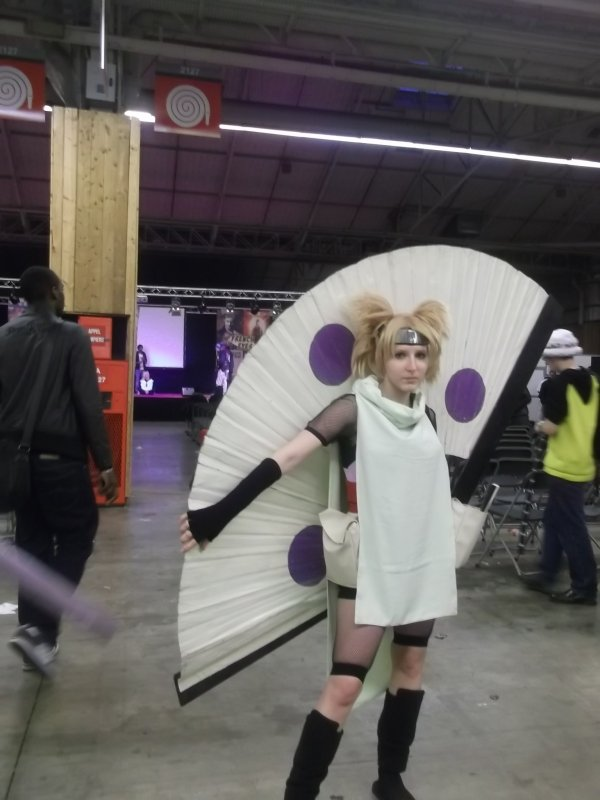 Paris Manga , cosplay Naruto