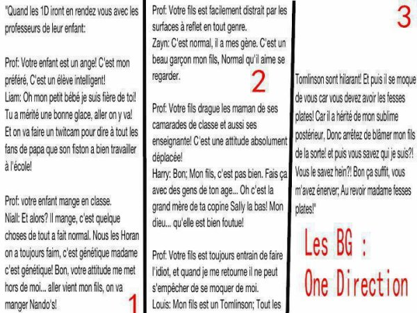 Le coin Directioners <3