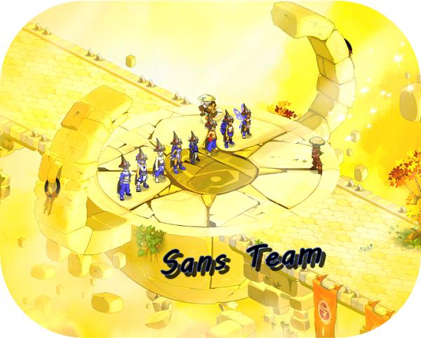 Monter sa Team Dofus