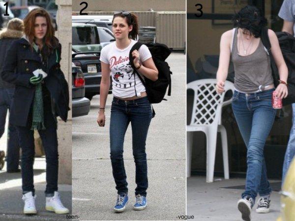 Le Style De Kristen Stewart Blog De Teen Vogue