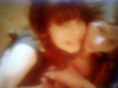Moi et Camille. ♥