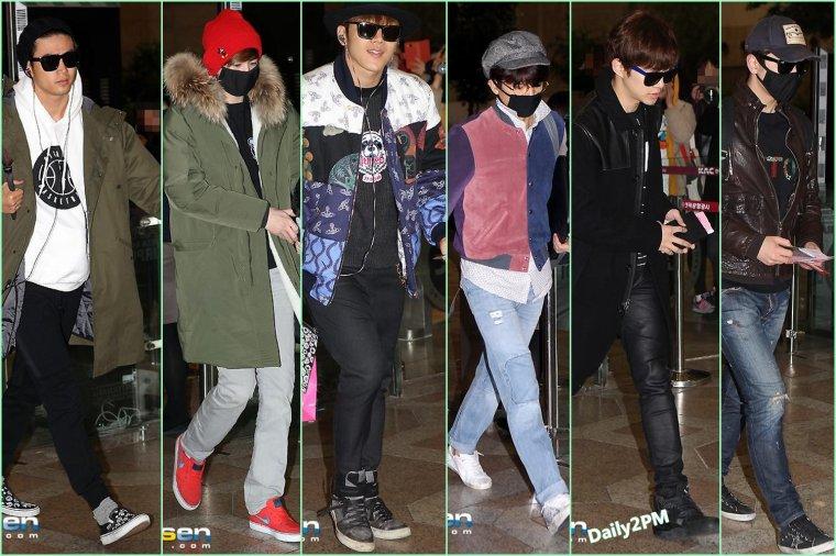 Real 2PM est de nouveau là :D