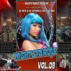 NIGHTSTARDJS VOL 08 - DJ KEN & DJ SPANGLE ON THE MIX