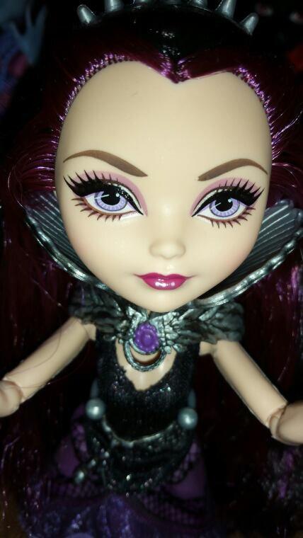 Raven Queen et Madeline Hatter