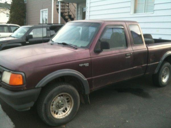 mon pickup a vendre