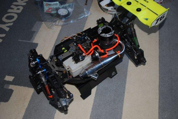 moteur monté