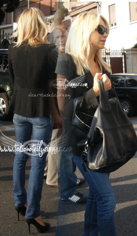 Natalie Franz Back & Front