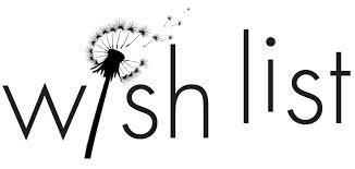 My Wishlist !!!