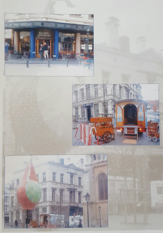 La maison du livre Bruxelles