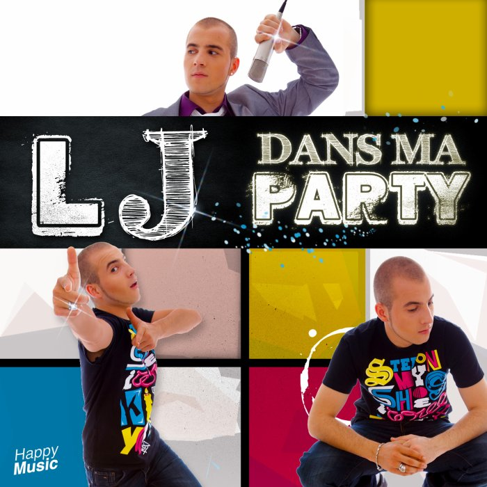 SINGLE DANS MA PARTY / DANS MA PARTY FEAT WILLY WILLIAM RADIO EDIT (2010)