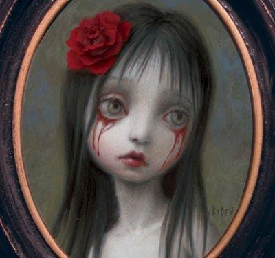 Une larme de sang
