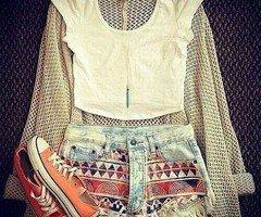 Outfit #2 Une journée entre amoureux avec Nash