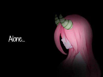 ~Alone~