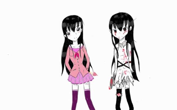 x Voici un dessin que j'ai fait pour une fic x