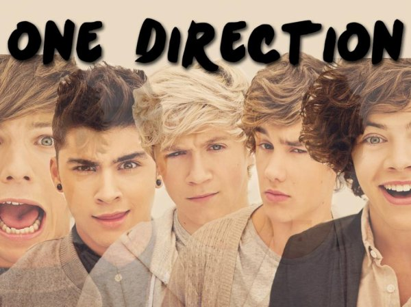 one direction il sont trot beau