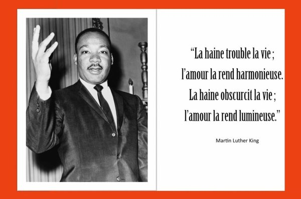 Discours de Martin Luther King - I have a dream