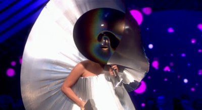 Lady Gaga ~ MTV EMA 2011 - BELFAST