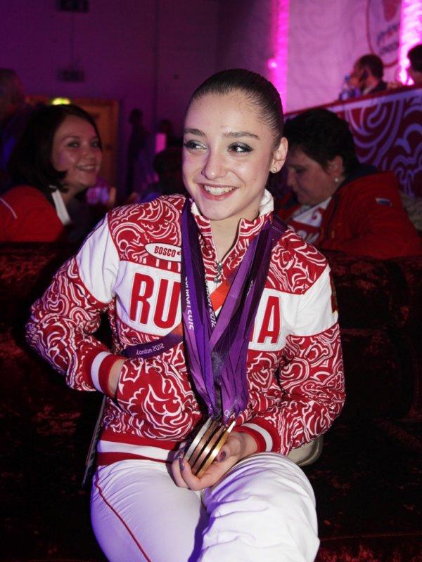Aliya Mustafina (RUS)