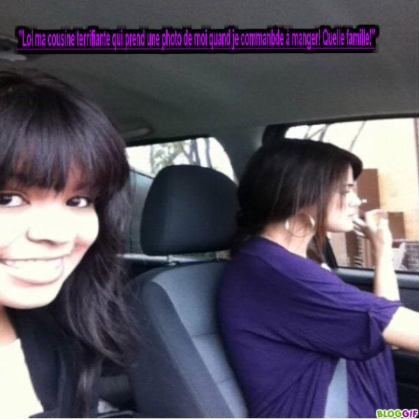 Selena a posté cette photo sur Twitter avec un petit message.