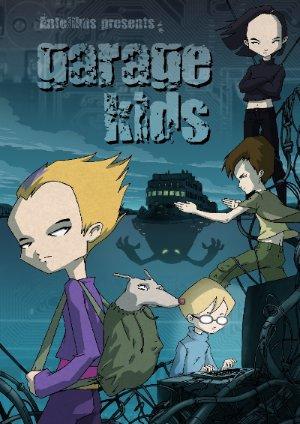 Garage Kids, ancètre de Code Lyoko ?