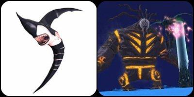 Les monstres de XANA  apparus dans la saison 4.