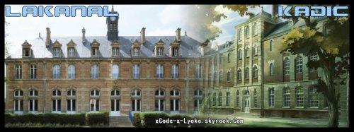 Code Lyokô, c'n'est pas dans un monde fictif, mais dans le nôtre !