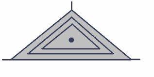 Mystère, triple triangle !