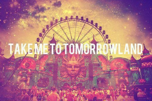 Welcome to TomorrowLand 2014