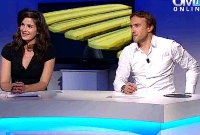 Laurie Samama avec Christophe Pignol !