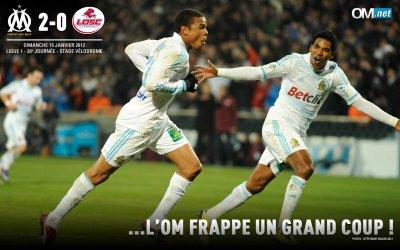 Votez Loïc Rémy joueur du mois de Janvier 2012